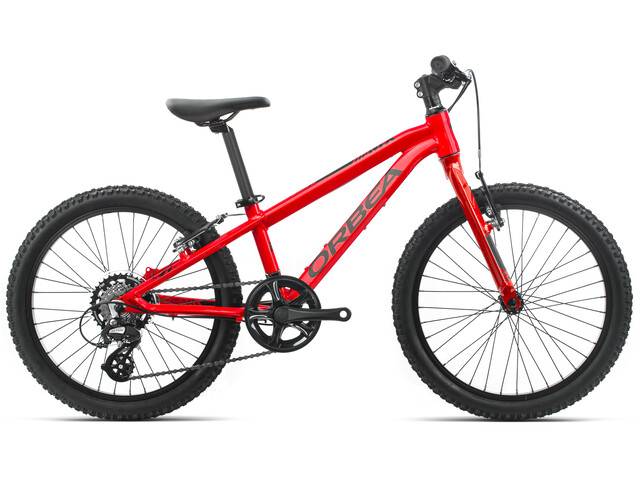 "ORBEA MX Dirt 20"" Niños, red/black"